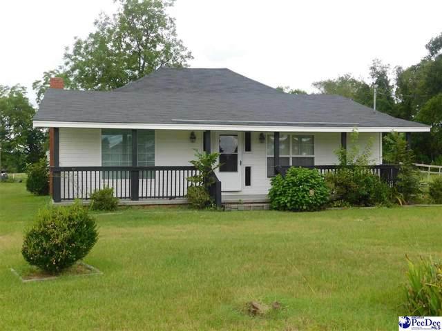 701 Cedar Ridge Road, Darlington, SC 29540 (MLS #20212771) :: Crosson and Co
