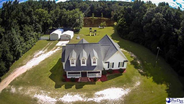 209 Jerry B Howle Rd, Hartsville, SC 29550 (MLS #20212798) :: Crosson and Co