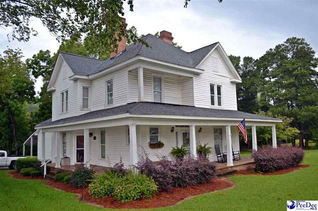 14 Cross Street, Mount Croghan, SC 29727 (MLS #20212829) :: Crosson and Co
