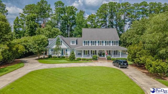 613 Honor Cove, Florence, SC 29501 (MLS #20212864) :: Crosson and Co