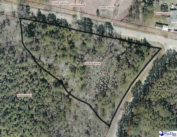 TBD State Highway 38, Timmonsville, SC 29161 (MLS #20212867) :: Crosson and Co