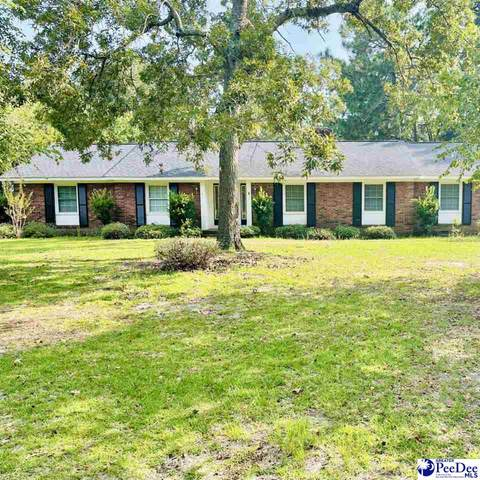 609 Lyndale Drive, Hartsville, SC 29550 (MLS #20212885) :: Coldwell Banker McMillan and Associates