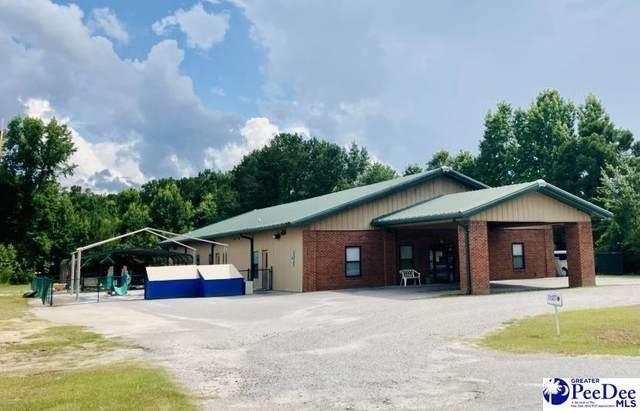 1612 Commerce Drive, Dillon, SC 29536 (MLS #20212909) :: Crosson and Co