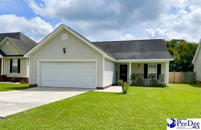 3448 Shadow Burch Rd, Florence, SC 29505 (MLS #20212952) :: Crosson and Co