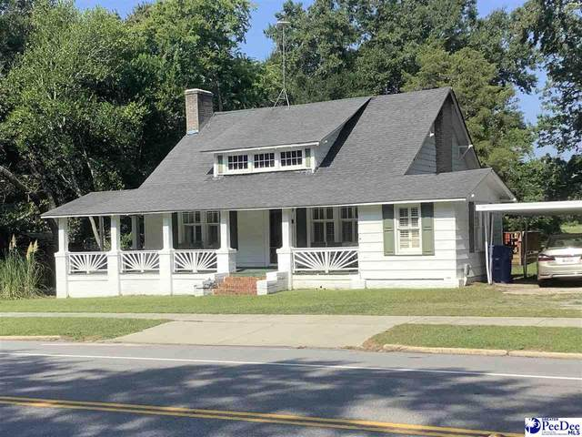144 S Seventh St, Mcbee, SC 29101 (MLS #20212968) :: Crosson and Co