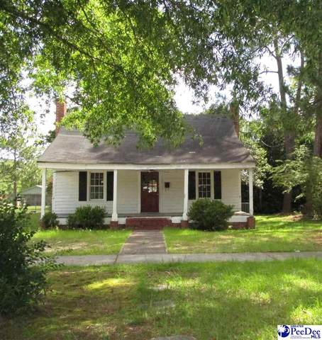 204 High Street, Cheraw, SC 29520 (MLS #20212979) :: Crosson and Co
