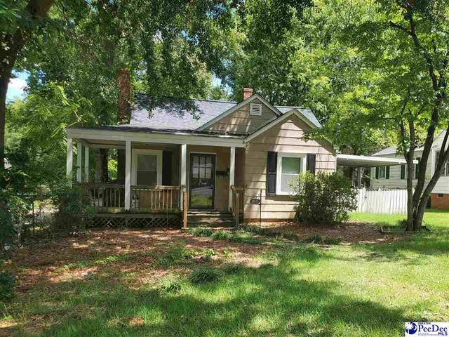 610 3rd St, Cheraw, SC 29520 (MLS #20212980) :: Crosson and Co