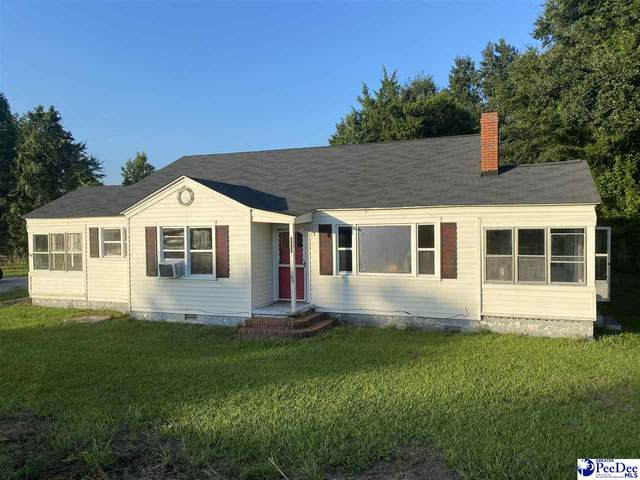 6415 Pamplico Hwy., Effingham, SC 29541 (MLS #20212982) :: Crosson and Co
