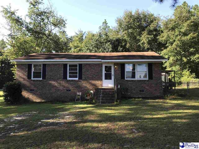 132 Southside Rd, Mcbee, SC 29101 (MLS #20212983) :: Crosson and Co