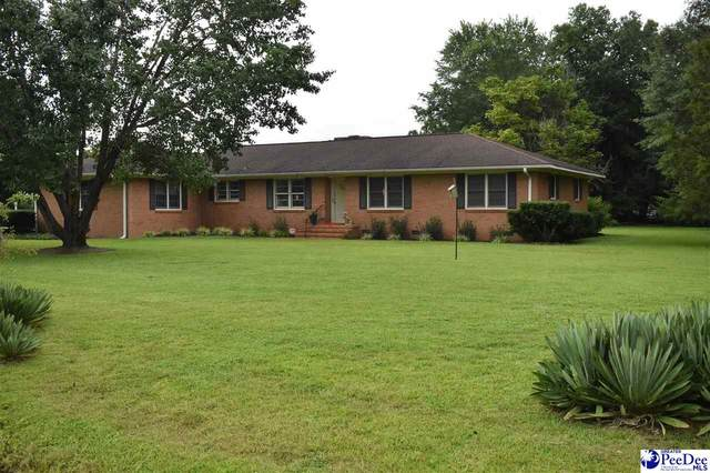 4022 Armfield Road, Effingham, SC 29541 (MLS #20212986) :: Crosson and Co