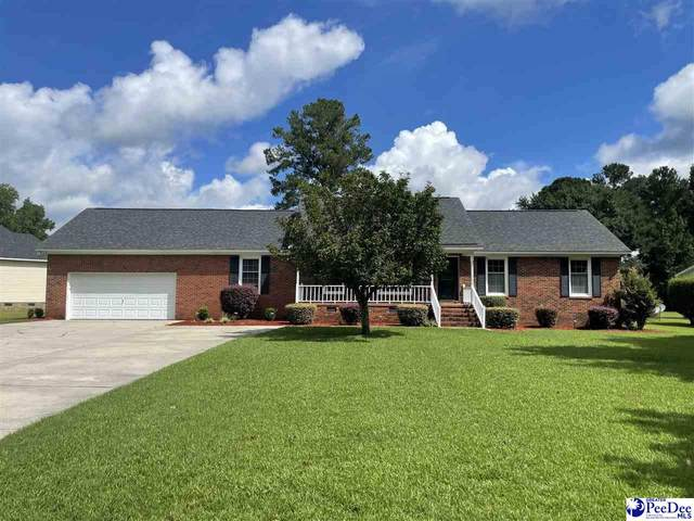 561 Greenview Dr., Darlington, SC 29532 (MLS #20212989) :: Crosson and Co