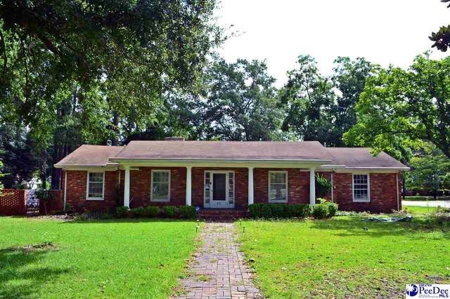 211 Tyson Drive, Bennettsville, SC 29512 (MLS #20212993) :: Crosson and Co