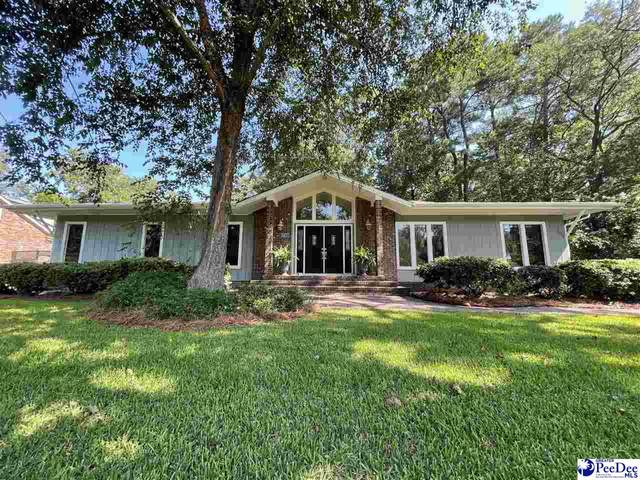 1457 Wisteria Drive, Florence, SC 29501 (MLS #20213004) :: Crosson and Co