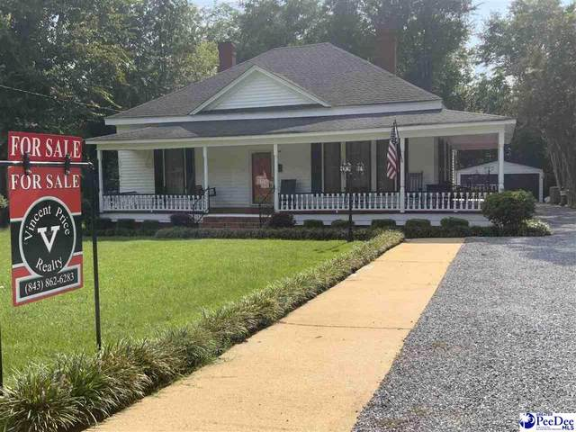 116 Moore, Bennettsville, SC 29512 (MLS #20213027) :: Crosson and Co