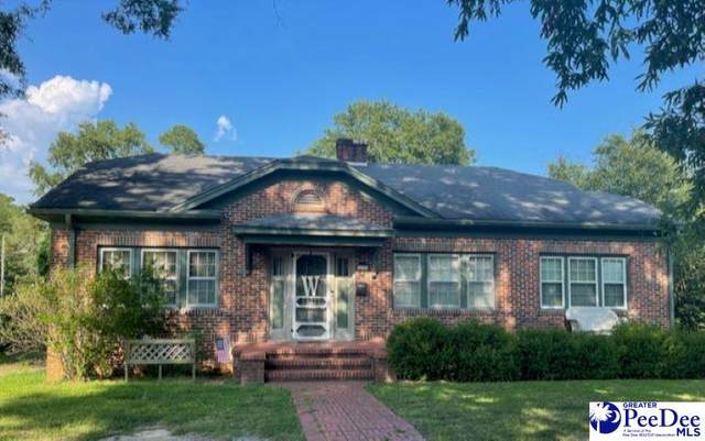 430 Third St., Cheraw, SC 29520 (MLS #20213061) :: Crosson and Co
