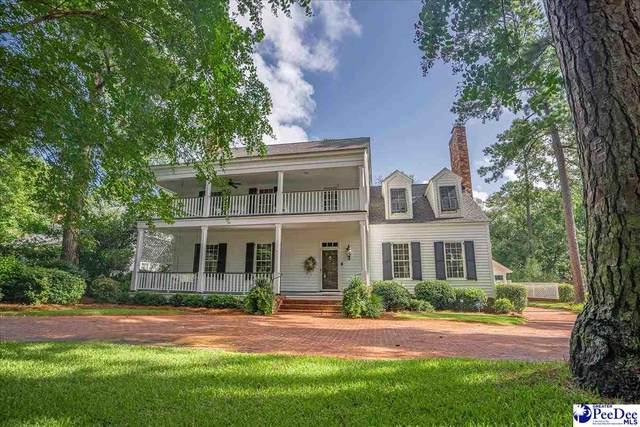 1211 Claremont Avenue, Florence, SC 29501 (MLS #20213096) :: The Latimore Group