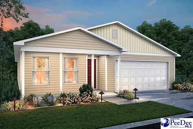 810 Twin Oaks Circle, Lake City, SC 29506 (MLS #20213101) :: Crosson and Co