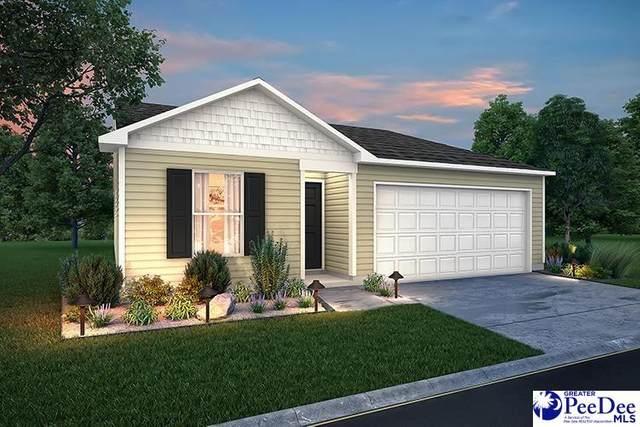 837 Twin Oaks Circle, Lake City, SC 29506 (MLS #20213103) :: Crosson and Co