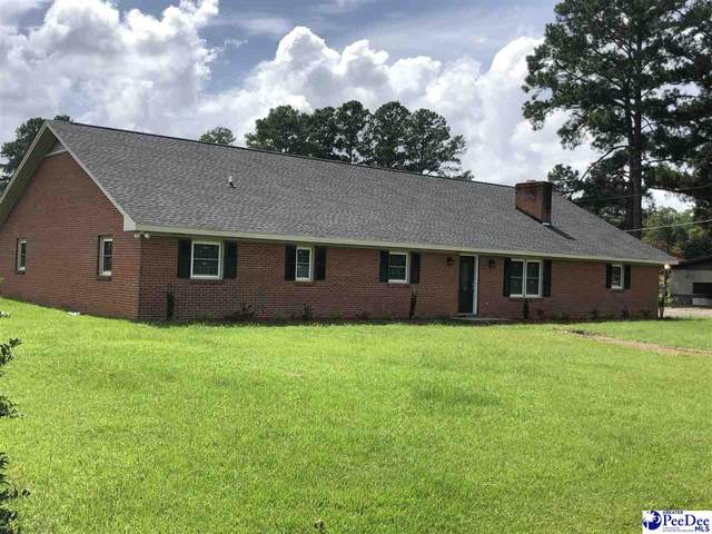 2109 Rogers Rd, Darlington, SC 29532 (MLS #20213113) :: Crosson and Co