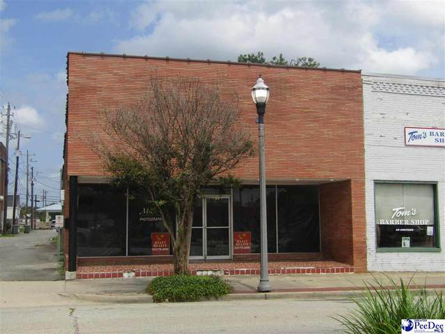 107 E Main, Dillon, SC 29536 (MLS #20213124) :: Crosson and Co
