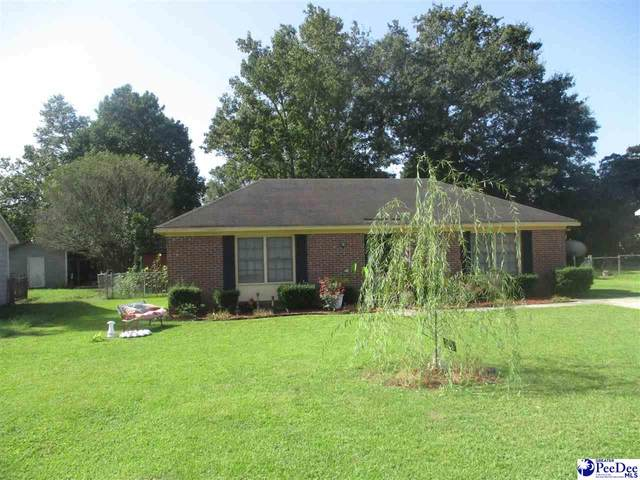 2307 Clareview Dr., Florence, SC 29505 (MLS #20213137) :: Crosson and Co