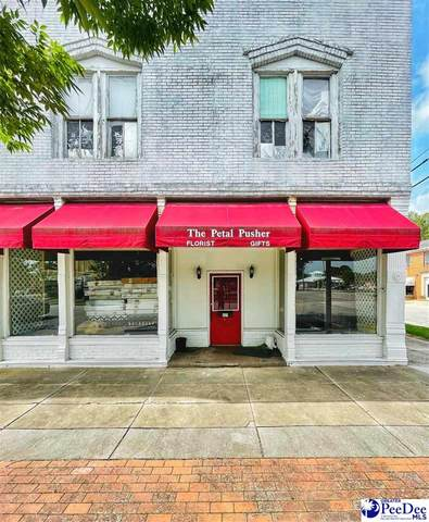 117 N Railroad Avenue, Dillon, SC 29536 (MLS #20213139) :: Coldwell Banker McMillan and Associates
