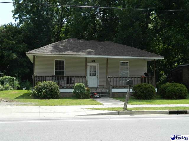504 W Sumter Street, Florence, SC 29501 (MLS #20213142) :: Crosson and Co