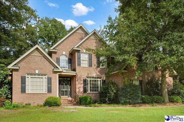1918 Brigadoone Lane, Florence, SC 29505 (MLS #20213147) :: Crosson and Co