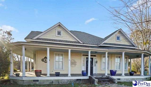 2858 Creek Rd, Timmonsville, SC 29161 (MLS #20213154) :: Crosson and Co