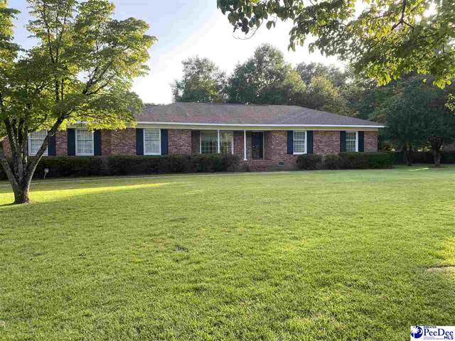322 Oakdale Drive, Hartsville, SC 29550 (MLS #20213170) :: Coldwell Banker McMillan and Associates
