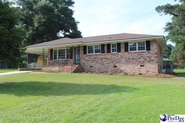 3611 Carroll Dr., Florence, SC 29501 (MLS #20213188) :: Crosson and Co