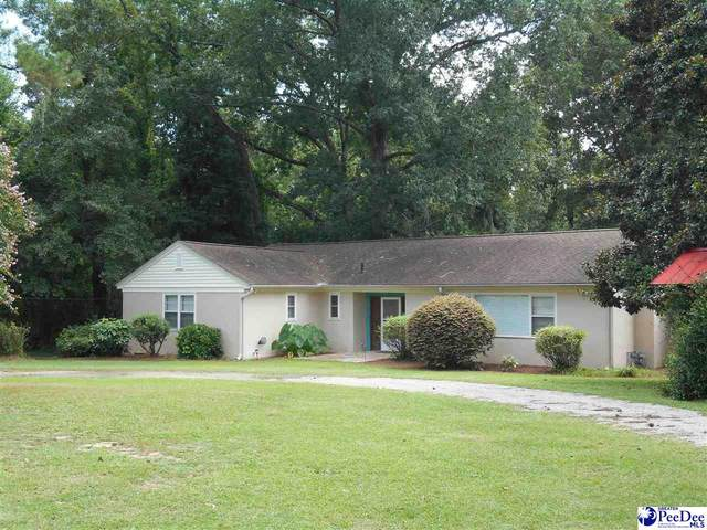 437 Woodland Drive, Florence, SC 29501 (MLS #20213191) :: Crosson and Co