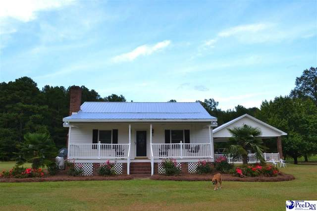 936 Jackson Road West, Chesterfield, SC 29709 (MLS #20213199) :: Crosson and Co