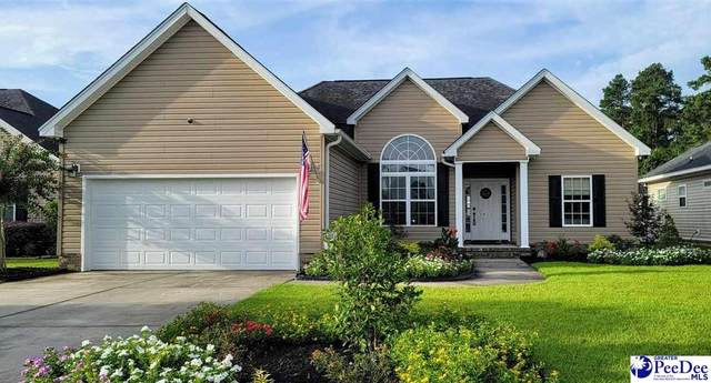 3411 Sweetgrass Dr, Florence, SC 29501 (MLS #20213205) :: Coldwell Banker McMillan and Associates