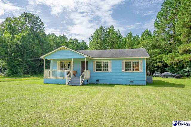 2824 Mcdaniel Road, Florence, SC 29541 (MLS #20213207) :: Crosson and Co