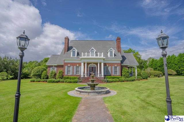 1221 Saxony Way, Florence, SC 29506 (MLS #20213211) :: Crosson and Co
