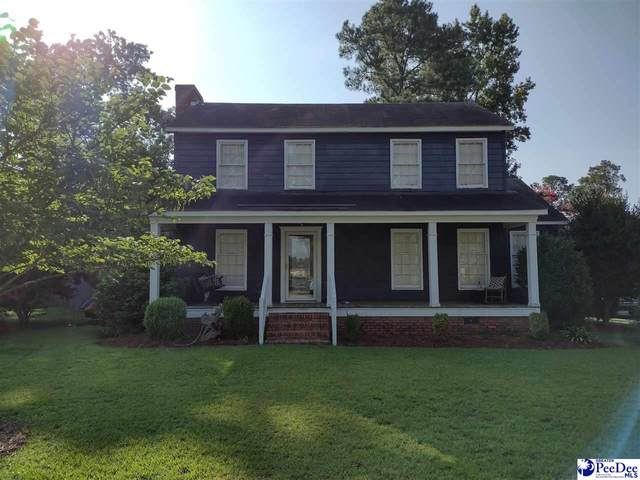 414 Bellingham Court, Florence, SC 29501 (MLS #20213225) :: Coldwell Banker McMillan and Associates