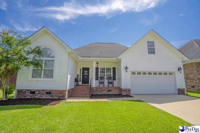 480 Cove Pointe Drive, Florence, SC 29501 (MLS #20213226) :: Coldwell Banker McMillan and Associates