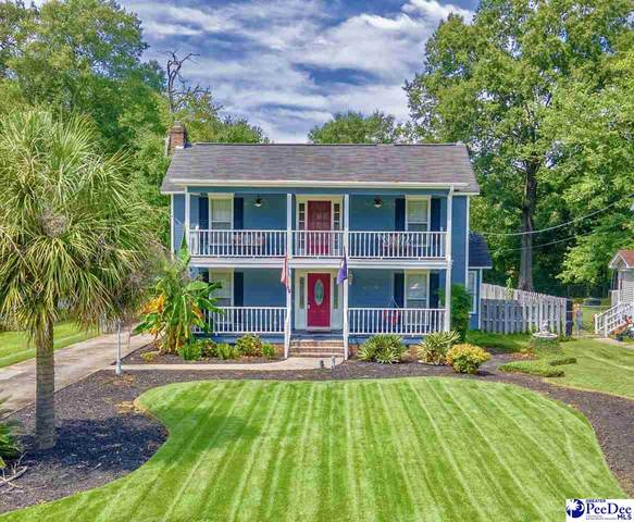 54 Chalmers Row, Florence, SC 29501 (MLS #20213230) :: The Latimore Group