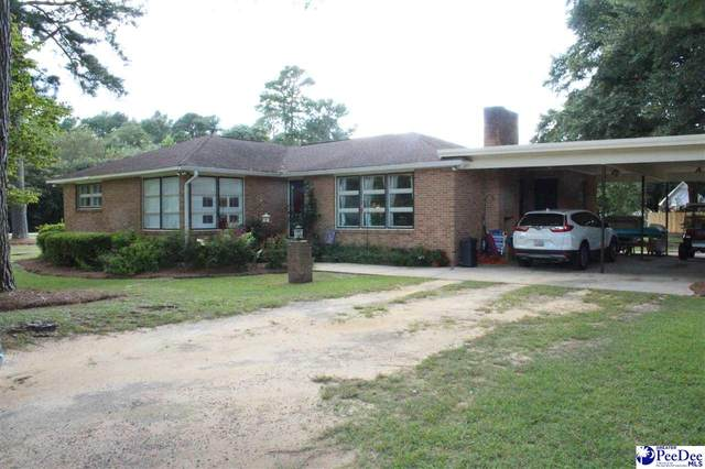 104 Clyde Road, Hartsville, SC 29550 (MLS #20213240) :: Crosson and Co