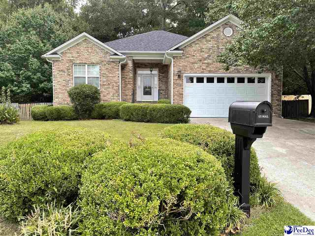 2006 Glenmore Way, Florence, SC 29505 (MLS #20213244) :: Crosson and Co