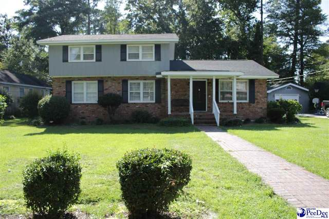 621 Garland Dr, Florence, SC 29501 (MLS #20213249) :: Crosson and Co
