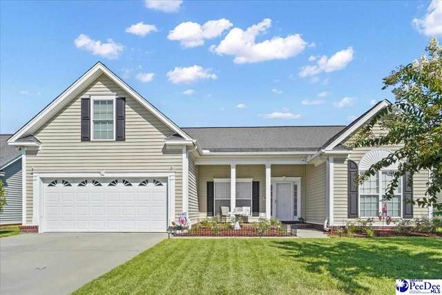 750 Aster Drive, Florence, SC 29501 (MLS #20213268) :: Coldwell Banker McMillan and Associates