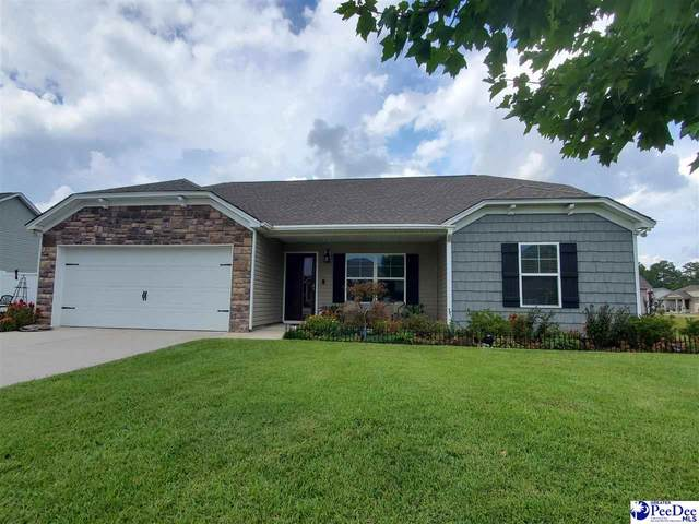 2110 Chatfield Dr, Florence, SC 29505 (MLS #20213283) :: Crosson and Co