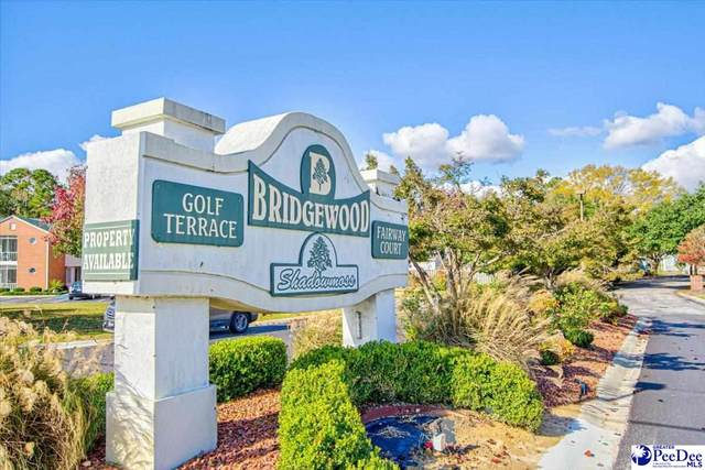 1424 Golf Terrace Blvd. #6, Florence, SC 29501 (MLS #20213288) :: Crosson and Co
