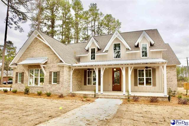 4322 Carnoustie Lane, Florence, SC 29501 (MLS #20213289) :: Crosson and Co