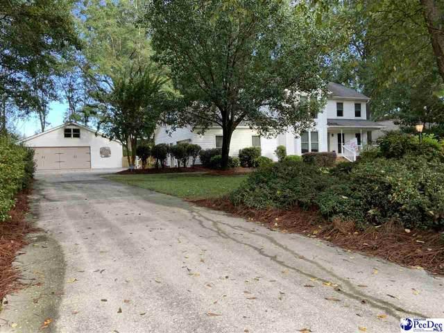 737 Jefferson, Bennettsville, SC 29512 (MLS #20213291) :: The Latimore Group