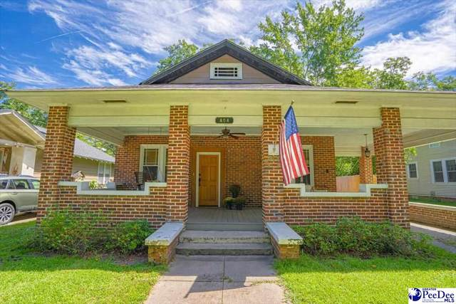 404 Park Ave, Florence, SC 29501 (MLS #20213298) :: Crosson and Co