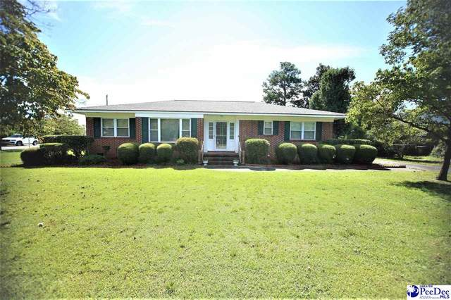 2765 W Ridgecrest Circle, Florence, SC 29501 (MLS #20213299) :: Crosson and Co