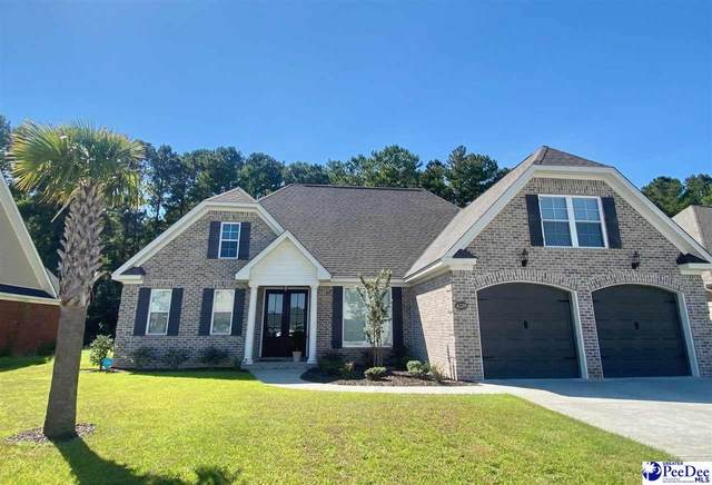 4229 Rodanthe Circle, Florence, SC 29501 (MLS #20213300) :: Crosson and Co